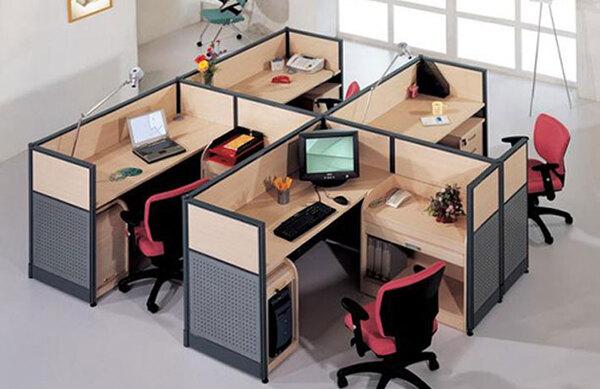 Bố cục văn phòng hài hòa, thoáng mát, sạch sẽ, gọn gàng sẽ giúp hiệu quả công việc tốt hơn rất nhiều