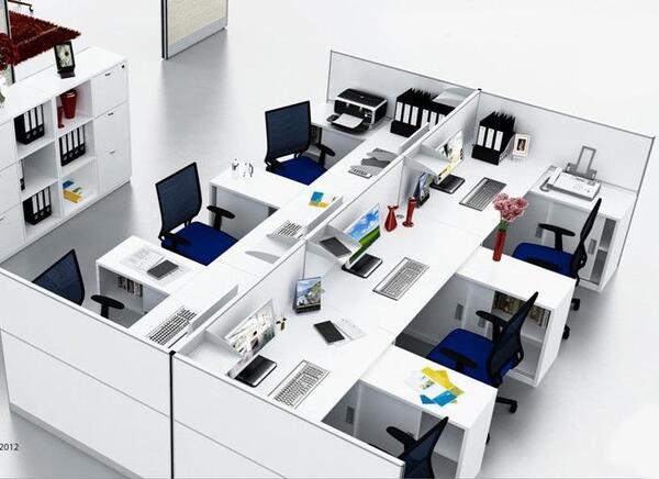 Thống nhất trong chọn lựa phong cách thiết kế sẽ đem lại một không gian hoàn mỹ để nhân viên làm việc thật hiệu quả