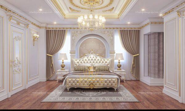 Phòng ngủ nên có ánh sáng vừa phải