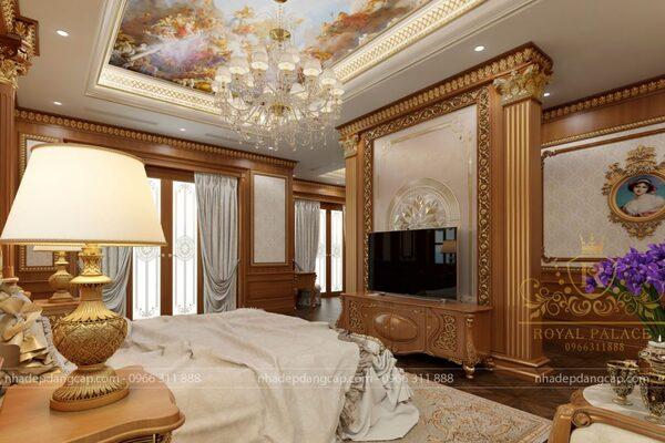Kích thước phòng ngủ chuẩn nhất là từ 15 - 20m2