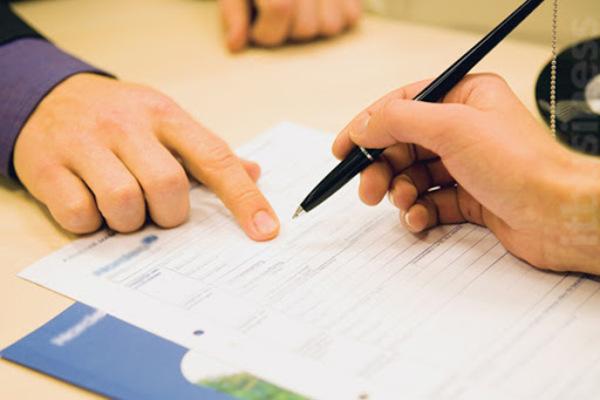 Hợp đồng là một bản cam kết giữa hai hay nhiều bên