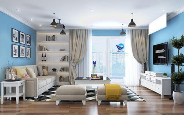 Phong cách nội thất hiện đại ra đời là một trong những thành tựu lớn của kiến trúc nội thất