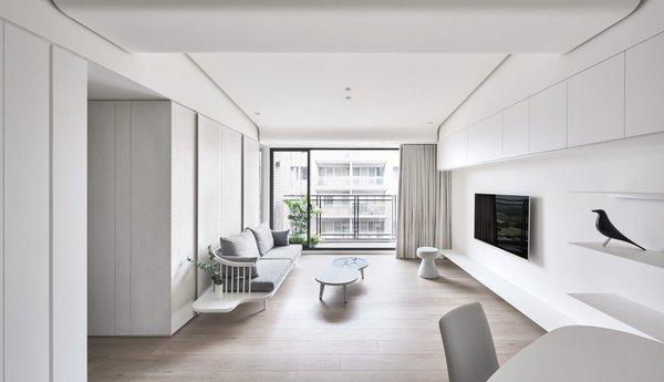 Việc phân chia không gian cho biệt thự có nội thất hiện đại là điều cần thiết