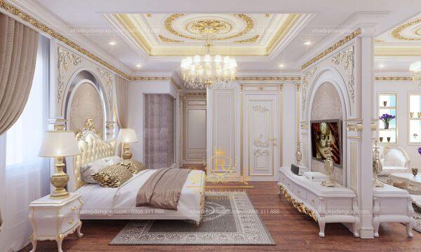 Màu trắng thường xuyên xuất hiện trong tất cả phong cách thiết kế