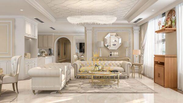 Diện tích phòng khách bao nhiêu m2 là hợp lý có thể thiết kế tùy theo điều kiện và sở thích