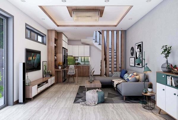 Chọn lựa kiểu dáng nội thất đơn giản và thống nhất