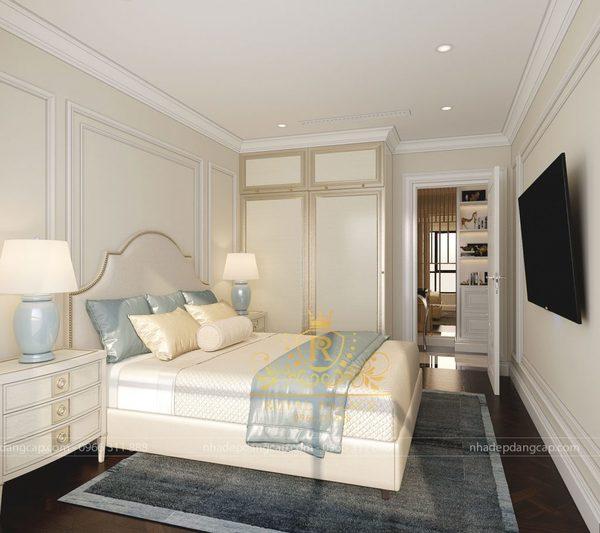 Những chất liệu thường sử dụng trong thiết kế nội thất tân cổ điển khá cao cấp